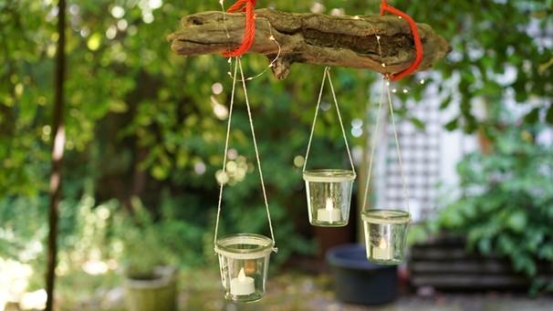 Treibholz Lampe Anleitung Fur Eine Garten Lampe Aus Treibholz