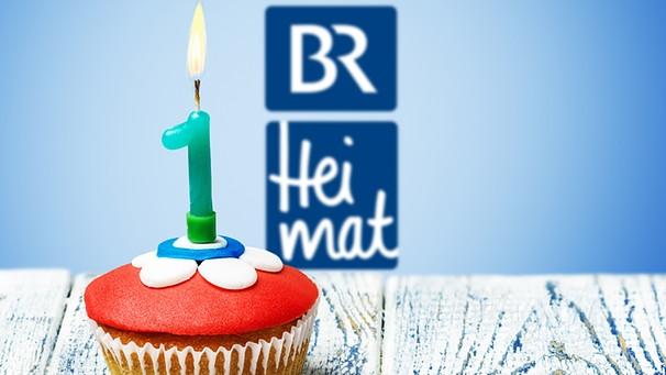 Grund Zum Feiern Br Heimat Hat 1 Geburtstag Br Heimat Radio