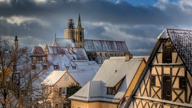 St. Jakob in Rothenburg o.d. Tauber | Bild: Willi Pfitzinger
