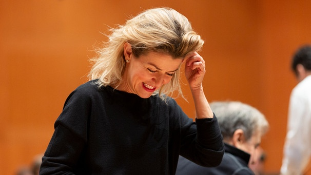 Anne Sophie Mutter | Bild: Astrid Ackermann