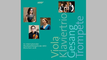 CD-Cover: 67. Internationaler Musikwettbewerb der ARD | Picture: ARD