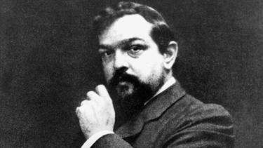 Portrait Claude Debussy | Bild: picture-alliance/dpa