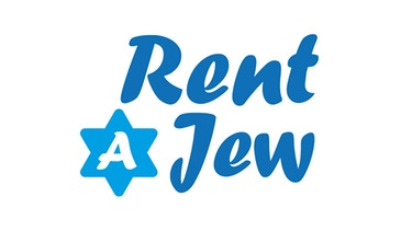 Logo: Rent a Jew | Bild: Rent a Jew