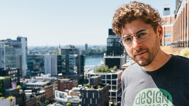 "Matt Daniels hat das Medienstartup ""The Pudding"" in Brooklyn gegründet 
