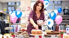 Candice Brown, Gewinnerin von the Great British Bake Off | Bild: picture alliance / empics