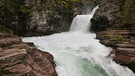 St. Mary Falls, Glacier National Park, Montana, USA | Bild: picture-alliance/dpa
