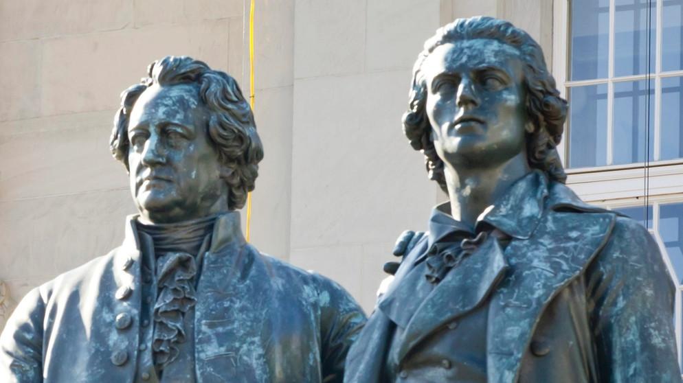 Goethes Zeit Weimarer Klassik Als Epoche Literatur