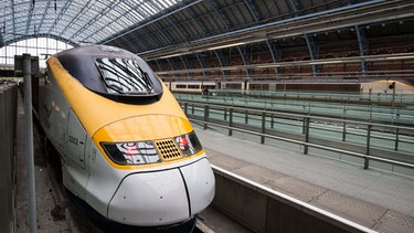 Eurostar-Zug | Bild: picture alliance / ZUMA Press