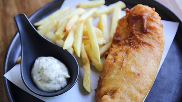 Fish and chips | Bild: colourbox.com