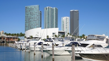 Yachthafen in Miami | Bild: colourbox.com
