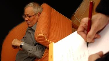 Mann auf der Couch eines Psychoanalytikers | Bild: colourbox.com