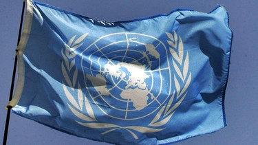 UN-Flagge | Bild: picture-alliance/dpa