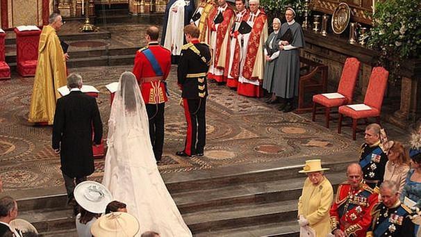 Hochzeit In London Die Schonsten Bilder Von William Kate Br24