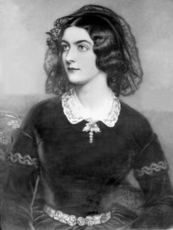 Lola Montez | Bild: picture-alliance/dpa