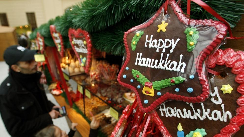 Chanukka: Acht Tage, acht Kerzen beim jüdischen