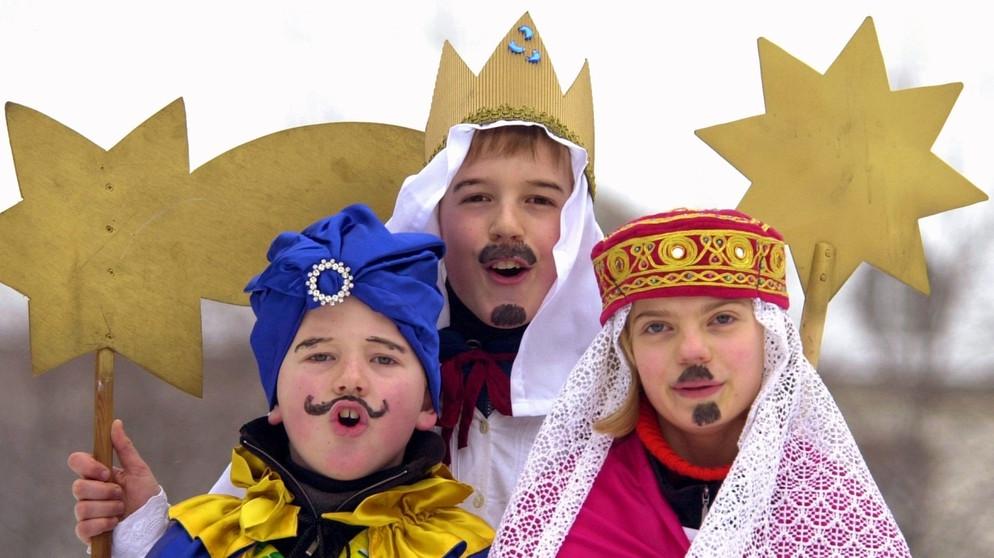 Heilige Drei Könige Feiertag Hessen