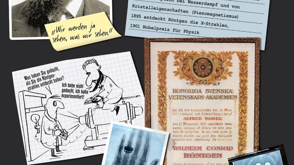 Wilhelm Conrad Röntgen: Der Mann, der Unsichtbares sichtbar machte