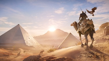 "Screenshot ""Assassins Creed - Origins"" 