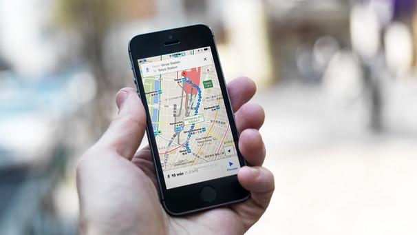 smartphone karten google update schont handy rechnung. Black Bedroom Furniture Sets. Home Design Ideas