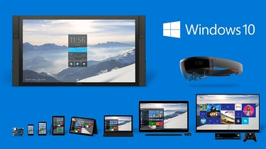 "Screenshot von ""Windows 10"" 