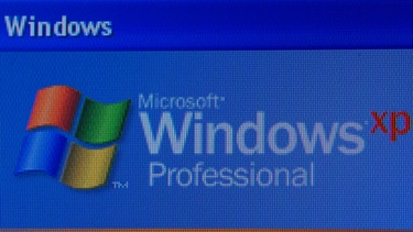Windows XP Logo | Bild: picture-alliance/dpa