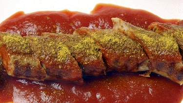 Currywurst | Bild: picture alliance/imageBROKER