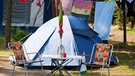 Campingzelt | Bild: picture-alliance/dpa