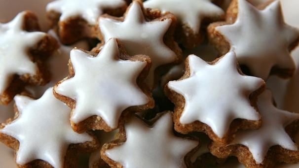 Alte Weihnachtsplätzchen Rezepte.Weihnachtsplätzchen Rezept Für Zimtsterne Weihnachtsplatzerl