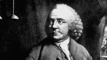 US-Naturforscher und -Politiker Benjamin Franklin | Bild: picture-alliance/dpa