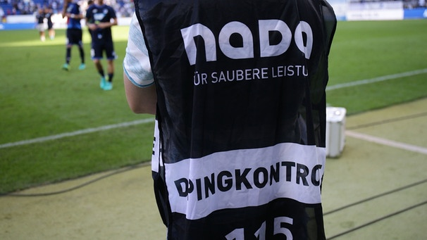 DFB NADA | Bild: picture-alliance/dpa