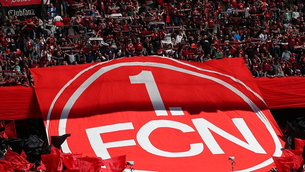 FCN-Fanblock | Bild: picture-alliance/dpa