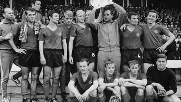 Saison 1967/68 | Bild: picture-alliance/dpa