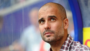 Pep Guardiola | Bild: picture-alliance/dpa