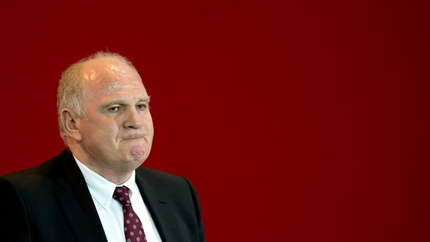 Uli Hoeneß | Bild: picture-alliance/dpa