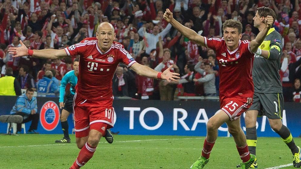 Saison Der Superlative Drei Titel In Einer Saison Fc Bayern