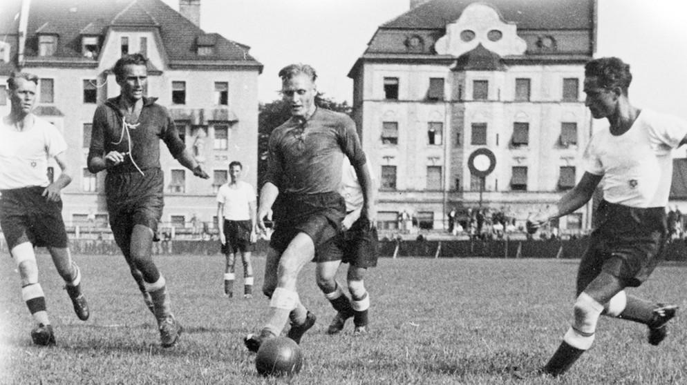 Image result for bayern munich 1936