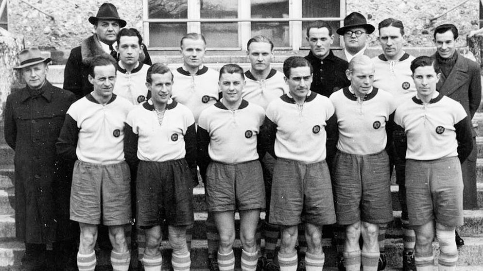 Image result for bayern munich 1936