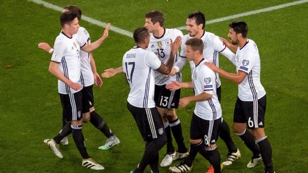 Dritter Sieg In Der Wm Qualifikation Nordirland Per