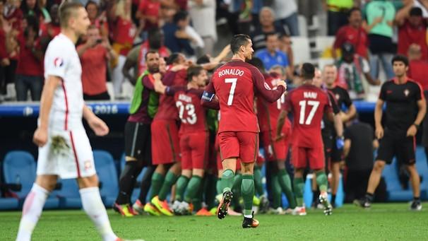 Em Spiel Polen Portugal