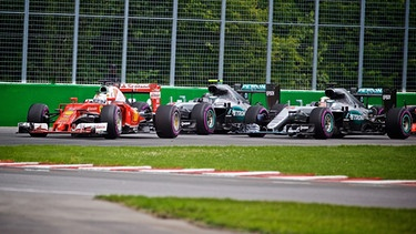 Formel 1 Autos | Bild: picture-alliance/dpa