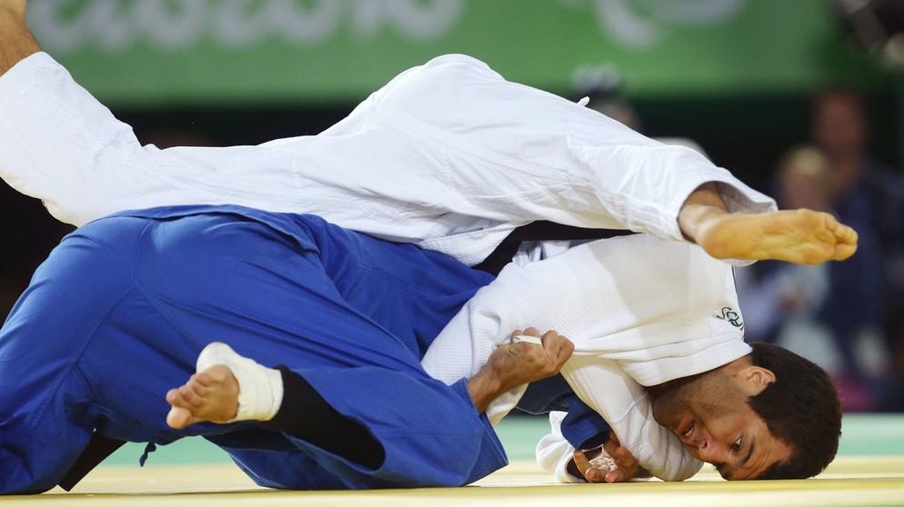 paralympics 2016 in rio bronze f r den augsburger judoka kornha olympia sport themen. Black Bedroom Furniture Sets. Home Design Ideas