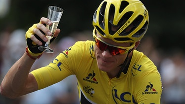 Chris Froome | Bild: picture-alliance/dpa