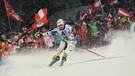 Nachtslalom in Schladming | Bild: picture-alliance/dpa