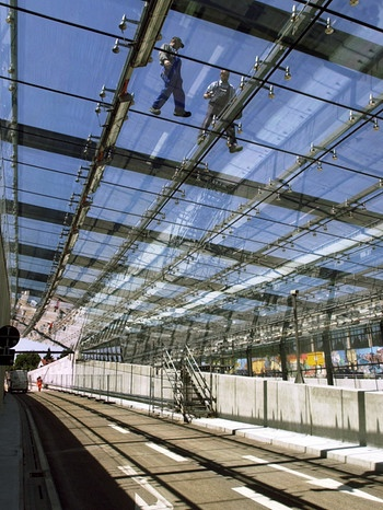 Petueltunnel | Bild: picture-alliance/dpa