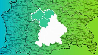 Dab Radio Empfang Karte.Digitalradio Dab Bayerische Sendernetze Technik Unternehmen