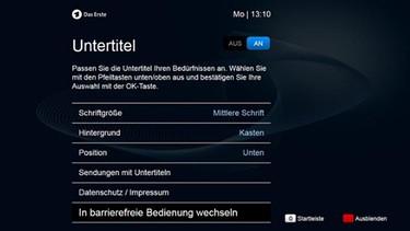Tv Zusatzsignale So Können Sie Untertitel Empfangen Technik