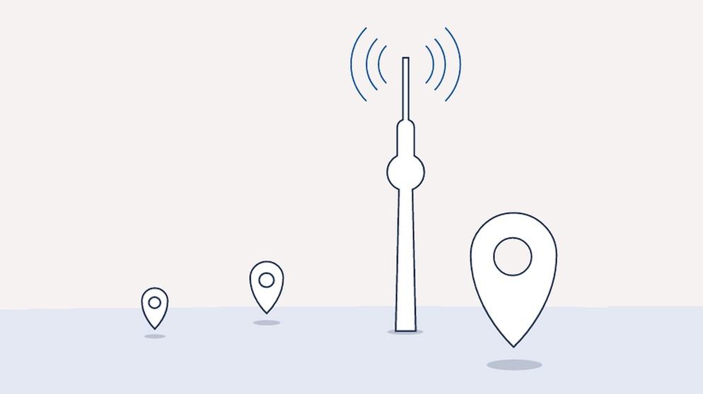 Dvb T Empfang Sachsen Karte.Digitales Antennenfernsehen Empfangscheck Wo Ist Dvb T2 Hd