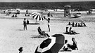 Strandleben in den 1950er-Jahren in den USA | Bild: picture-alliance / United Archives/TopFoto