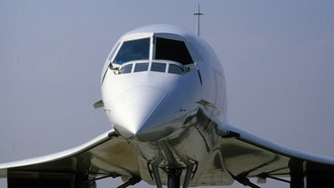 Concorde | Bild: picture alliance/Photoshot