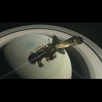 NASA at Saturn: Cassini's Grand Finale | Bild: NASA Jet Propulsion Laboratory (via YouTube)